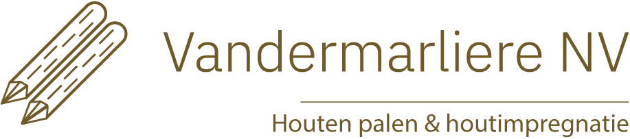 Logo Vandermarliere SA | Poteaux en bois